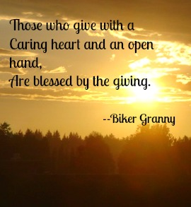 giving-freely