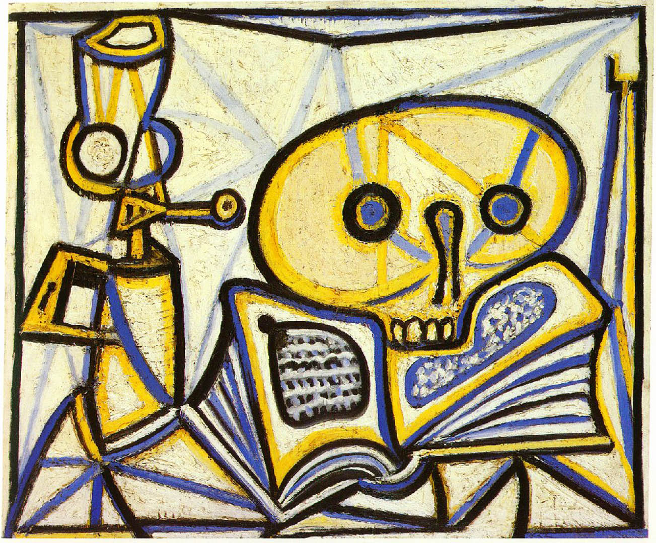 Cuadros De Picasso Wikipedia Still Life With Skull Hairstyle Gallery