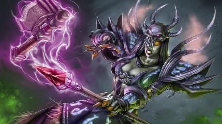 Axe World Of Warcraft