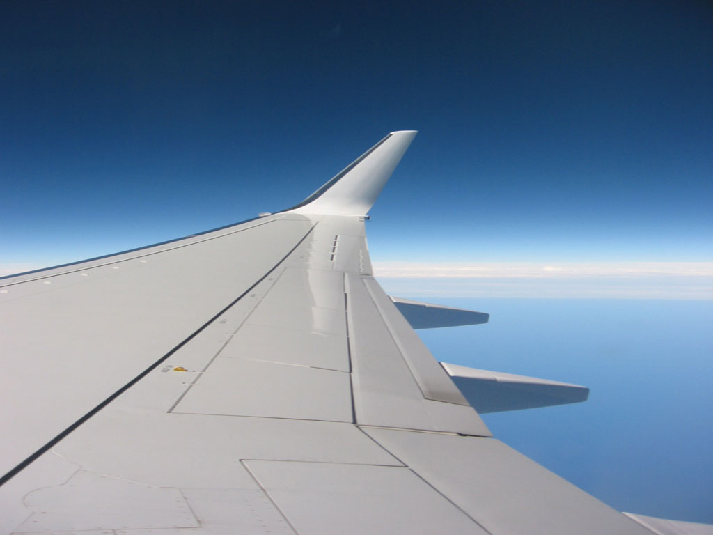 Aircraft Wing Plane Wing Aircraft Wallpaper