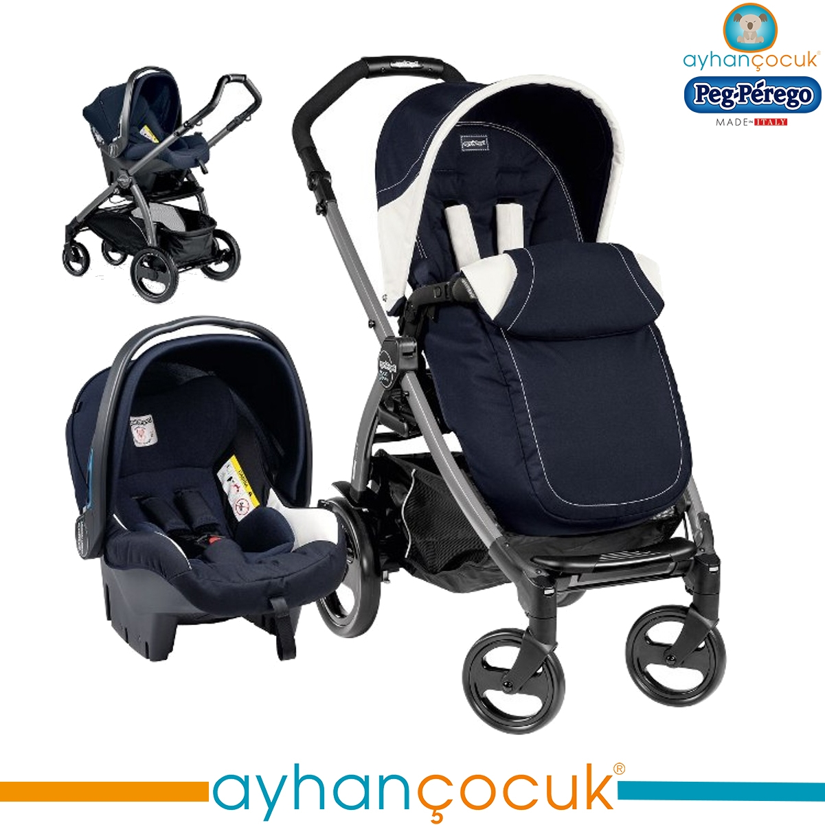 Peg Perego Book 51 Completo Yorum Peg Perego Book Plus 51 Completo Travel Sistem Bebek Arabası
