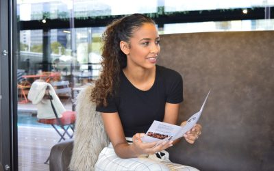 The exclusive interview of Flora Coquerel