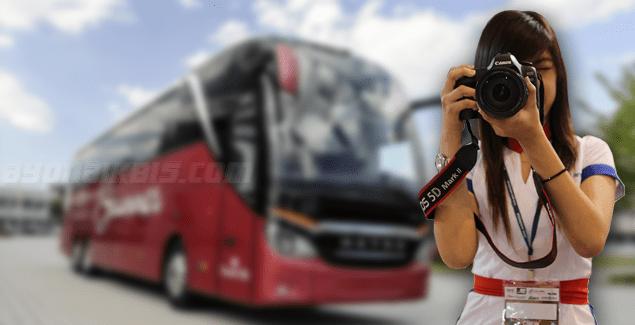Bus Indonesia Photographer
