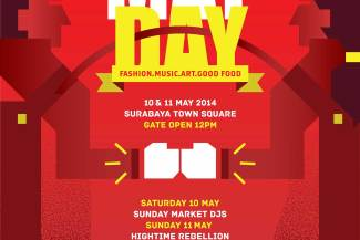 Sunday Market May Day