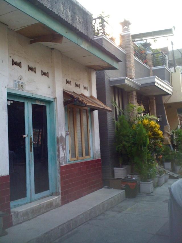 Rumah kelahiran Sukarno, Jalan Pandean IV/40