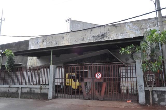 Bangunan Pabrik Cokelat