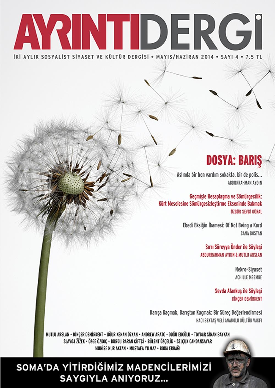 Ayrıntı Dergi Sayı 4 (Mayıs-Haziran 2014)