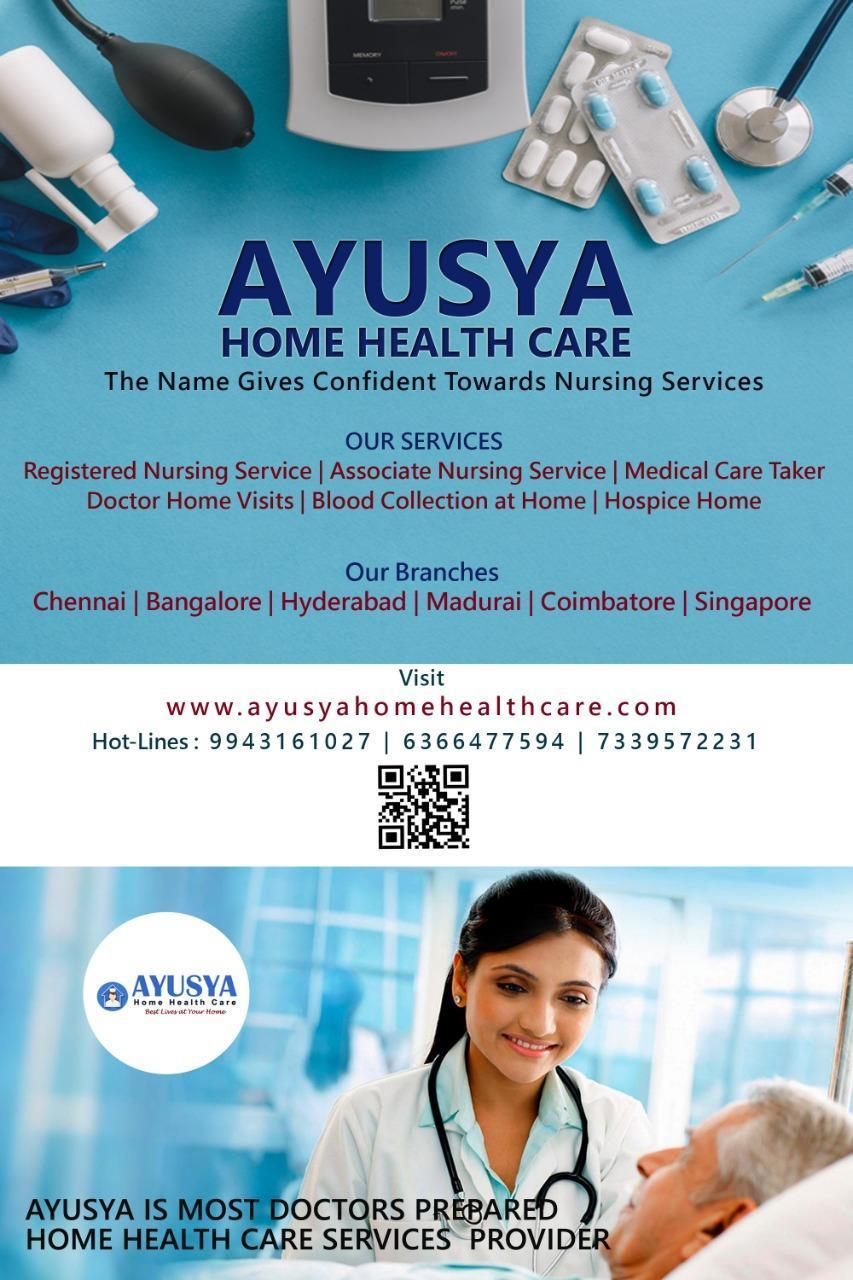 Car Manufacturers That Start With K Ayusya Home Health Care Pvt Ltd Bangalore Chennai Madurai