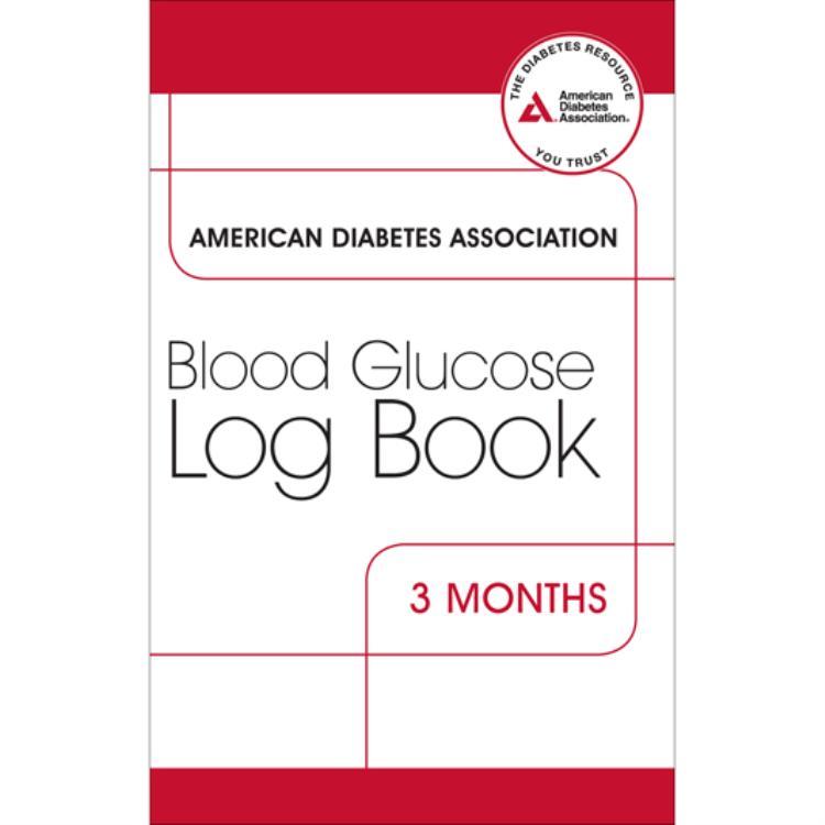 glucose log books