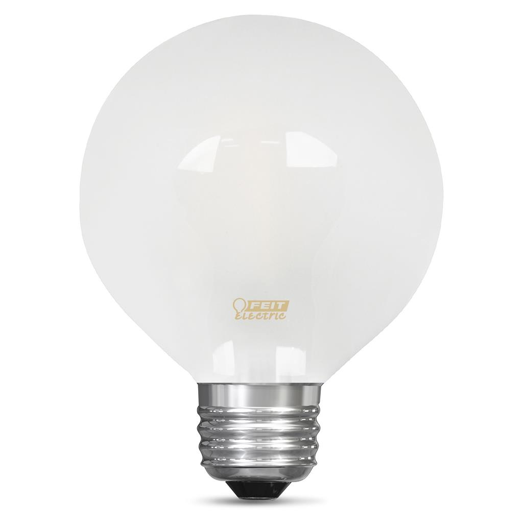 Led 5 Watt Feit Led 4 5 Watt 40w Dimmable Globe Soft White 2700k