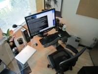 Corporate Office Desk Desk Pottery Barn Office Furniture ...