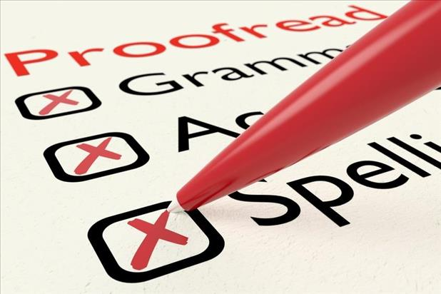 Proofread a Resume Like a Pro - Resume Proofreading Checklist iHire - resume proofreading