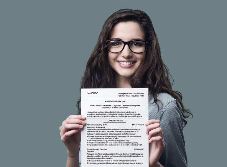 Resume Writing Services iHire