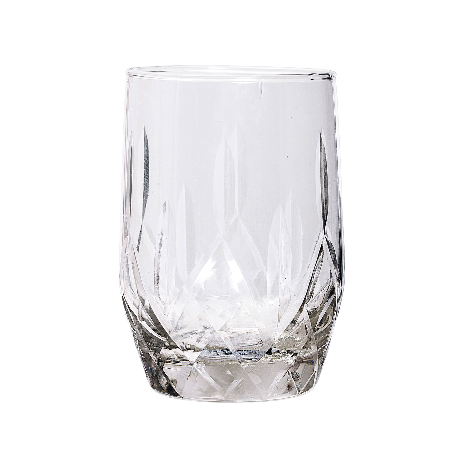 Drinking Glasses Designs Drinking Glass Clear Bloomingville Royaldesign