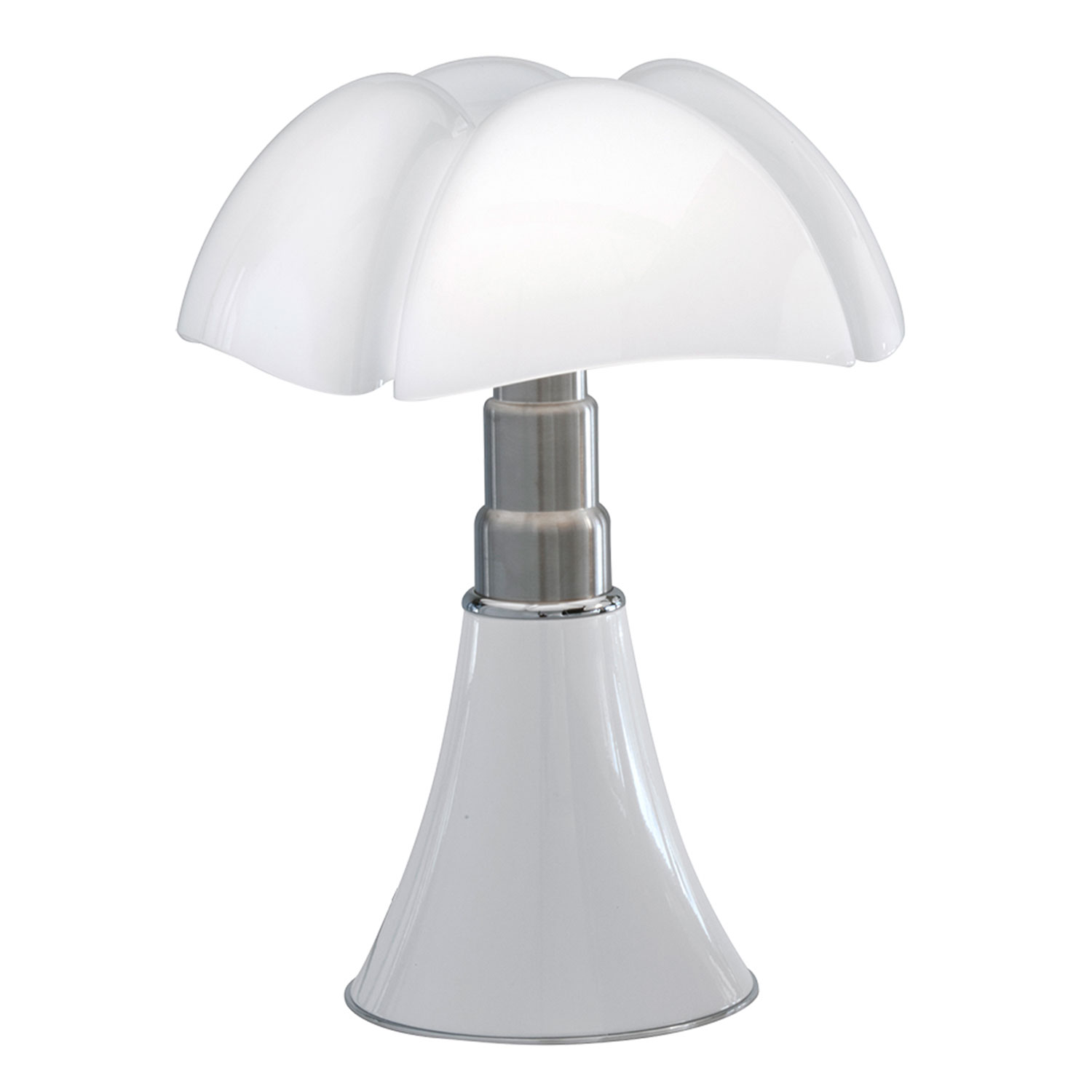 Lampe Pipistrella Pipistrello Mini Table Lamp Dimmable Cordless White