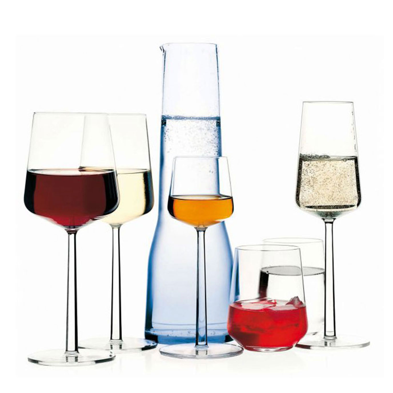 Iittala Weingläser Essence Trinkglas 35cl, 4er-set - Iittala @ Royaldesign