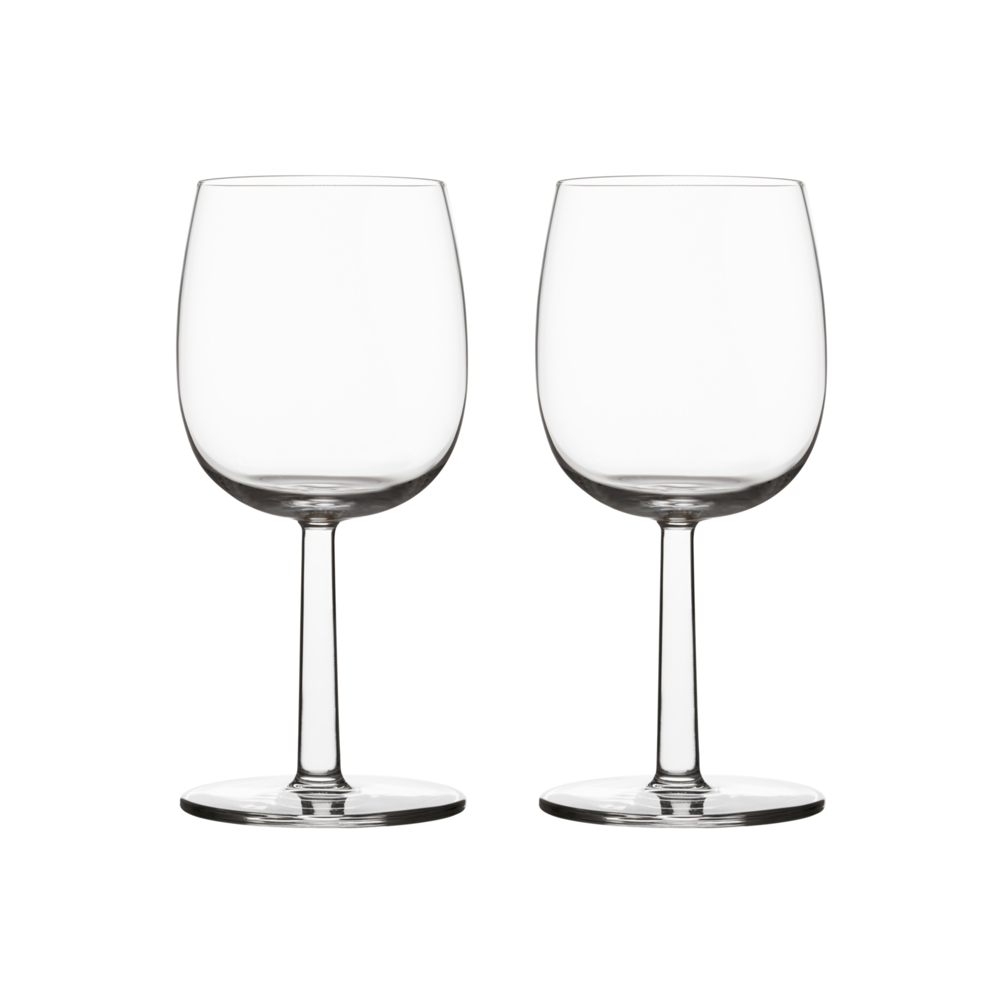 Iittala Weingläser Raami Red Wine Glass 28 Cl, 2-pcs - Iittala @ Royaldesign