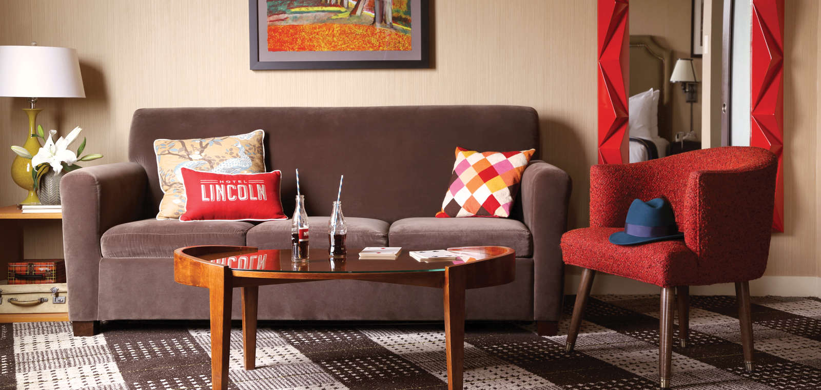 Hotel Lincoln Downtown Chicago Hotel Specials Hotel Lincoln Suite Life At
