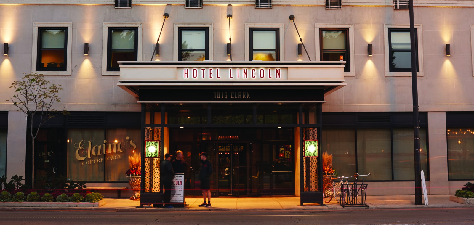 Hotel Lincoln Boutique Hotels Lincoln Park Chicago Near Wrigley Field Hotel