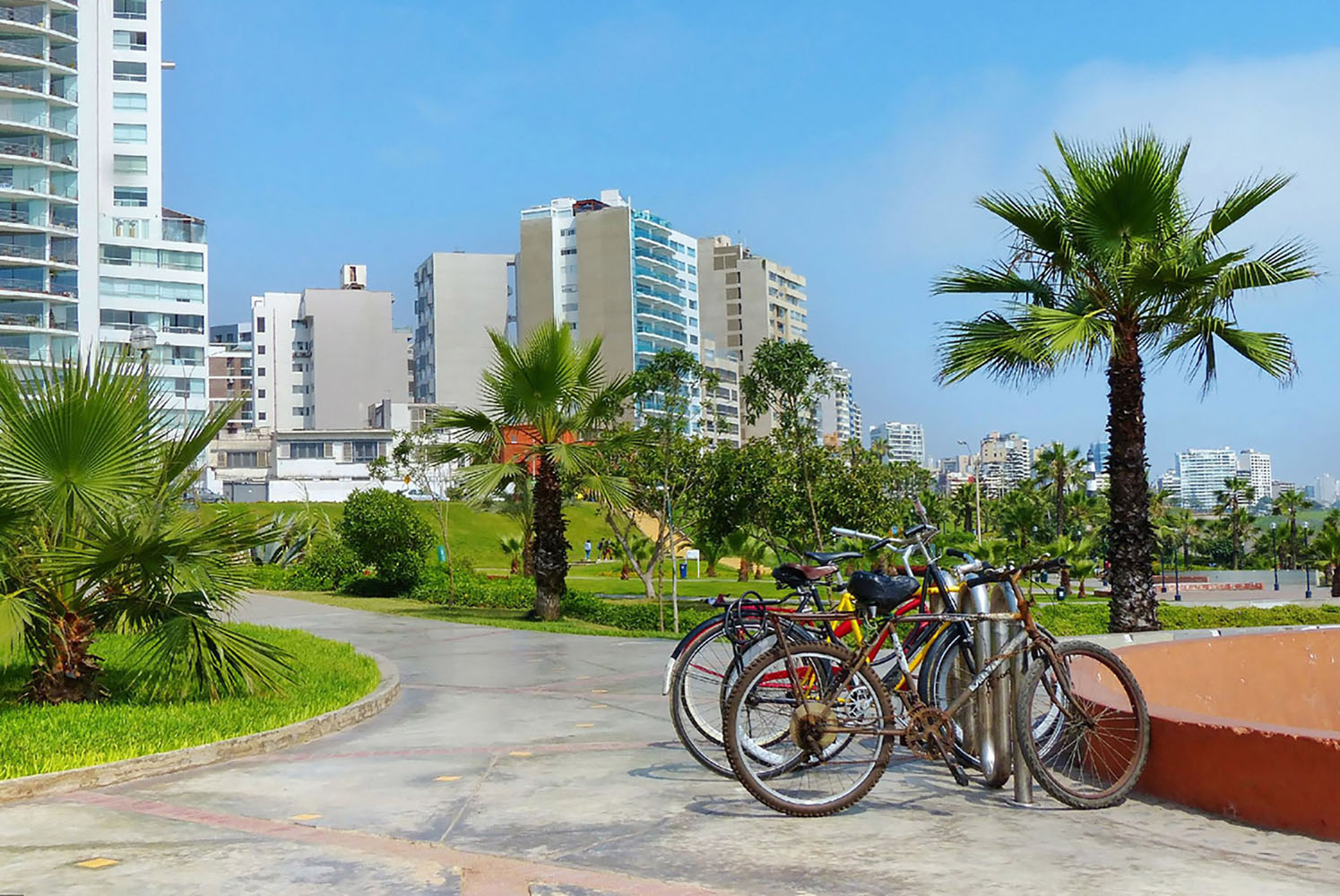 Campo Da Golf Palermo Seven Things To Do In Lima