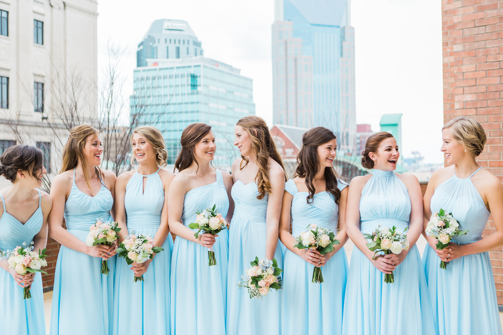 Mix And Match Mix And Match Bridesmaid Dresses Azazie Blog