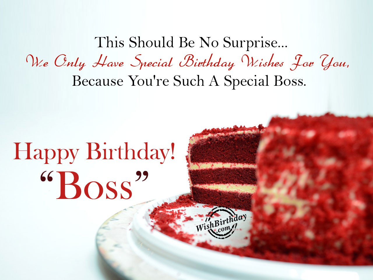 Birthday Greetings To Boss Birthday Wishes For Boss