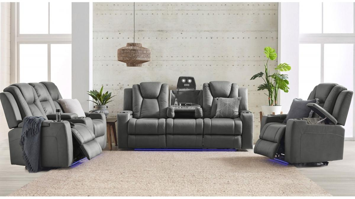 Lounge Sofa Sydney Buy Whitehaven Fabric Recliner Sofa Harvey Norman Au