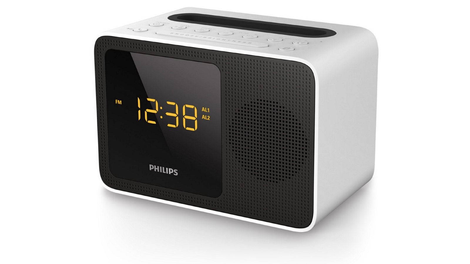 Digital Clock For Sale Cheap Philips Ajt5300 Digital Clock Radio With Bluetooth Harvey