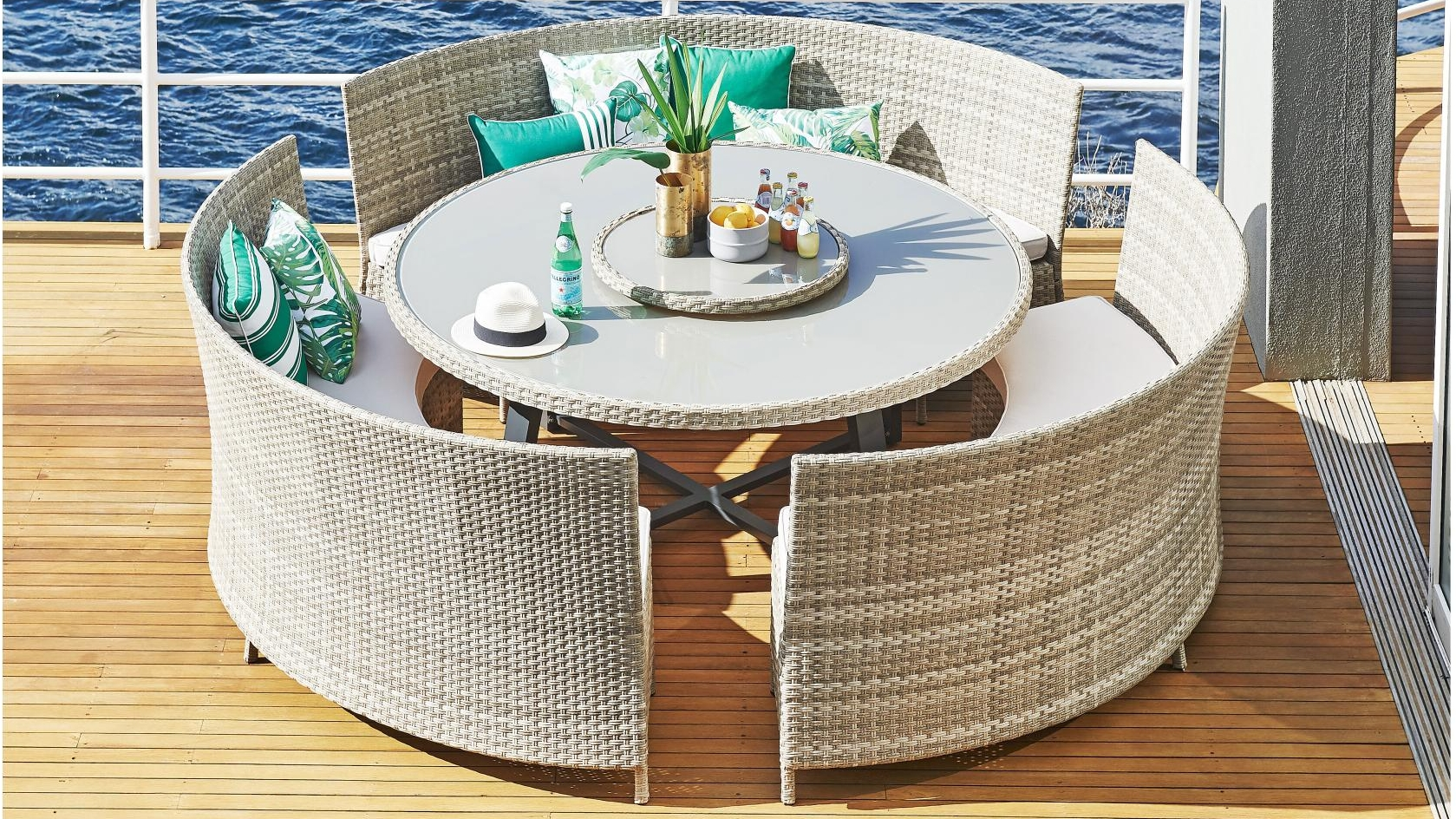 Onland Outdoor Furniture Buy Hudson 5 Piece Outdoor Dining Setting Harvey Norman Au