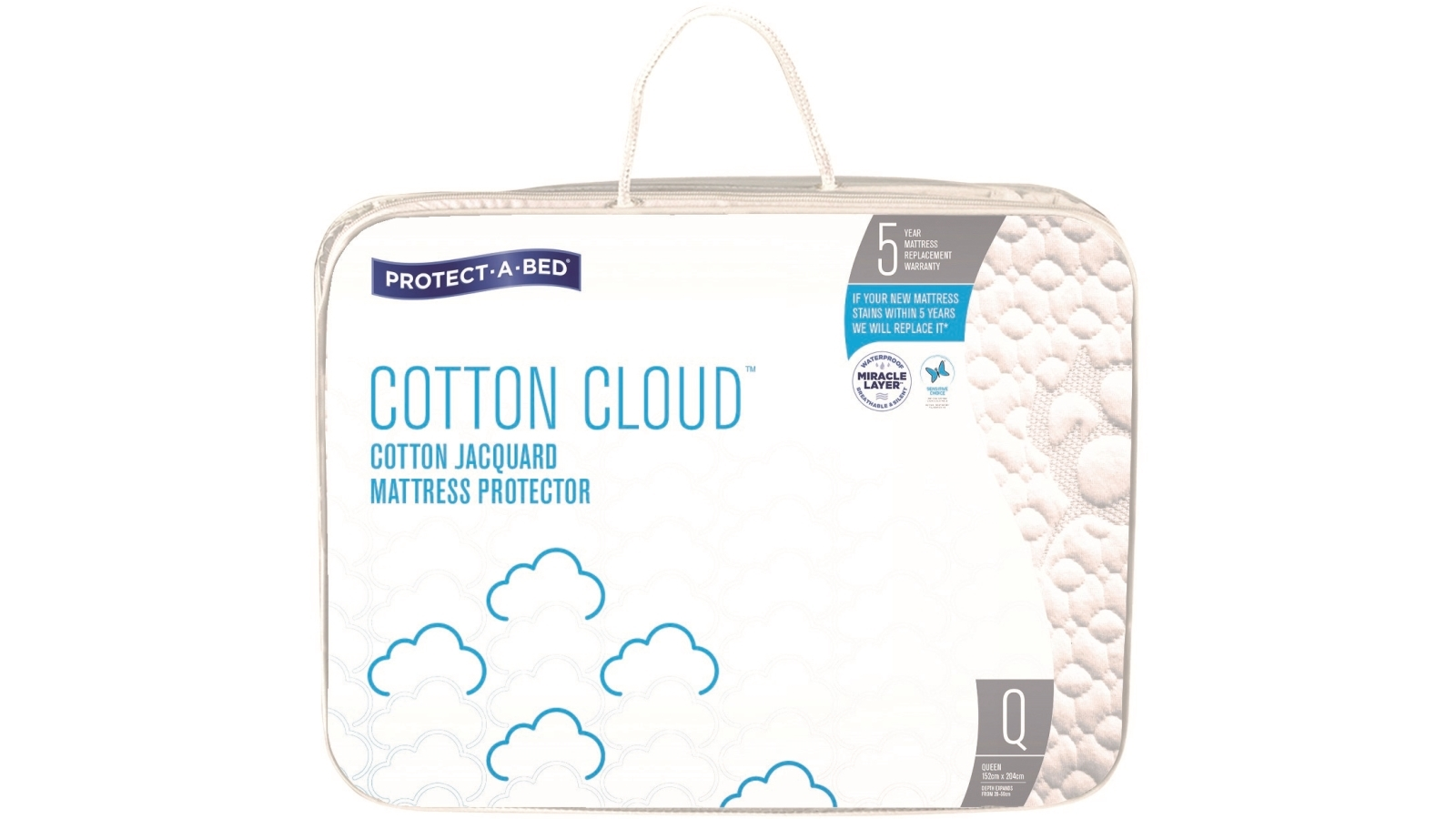 Super King Size Waterproof Mattress Protector Protect A Bed Cotton Cloud Super King Waterproof Mattress Protector