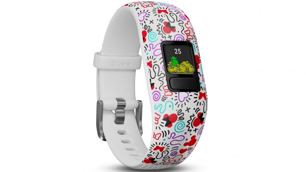 Buy Garmin Vivofit Jr 2 Adjustable Activity Tracker - Minnie Mouse