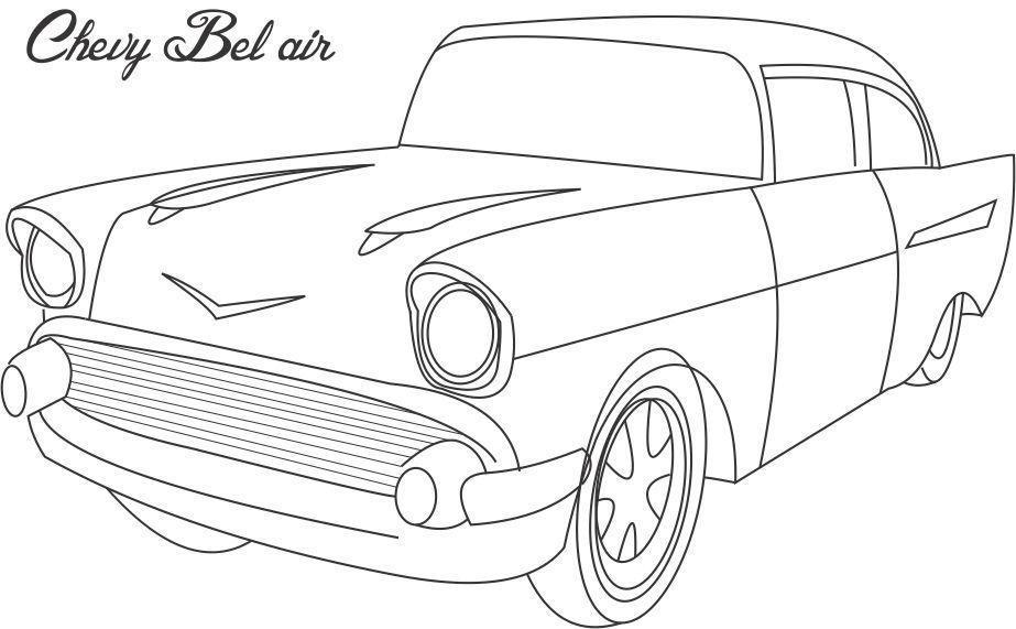 1957 chevy panel van