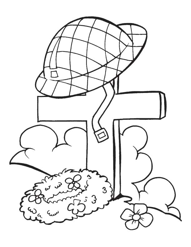 Beautiful Coloring Pages For Veterans Day Veterans Day