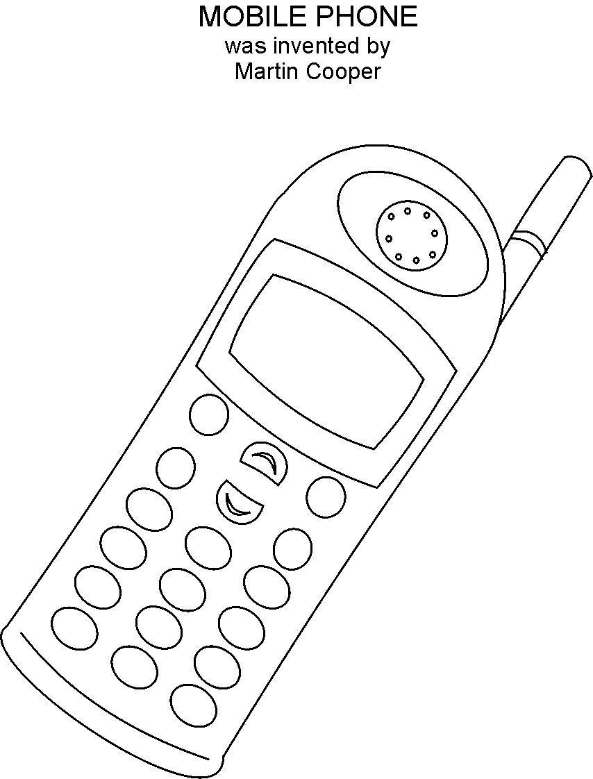 invention story of mobile phone
