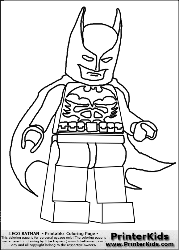 Batman Coloring Page Home Download