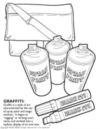 Hip Hop Coloring Pages - Coloring Home