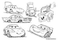 Cars 2 Coloring Pages Mcqueen Cars 2 Francesco Bernoulli ...