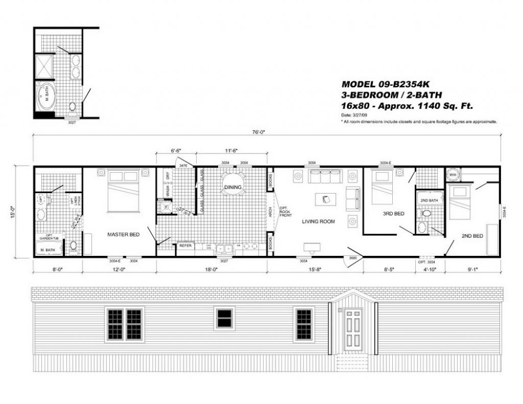 Us Homes Floor Plans New Clayton Mobile Home Floor Plans New Home Plans Design
