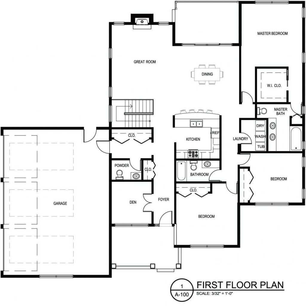 Modern Family Home Plans Elegant Modern Family House Floor Plan New Home Plans Design