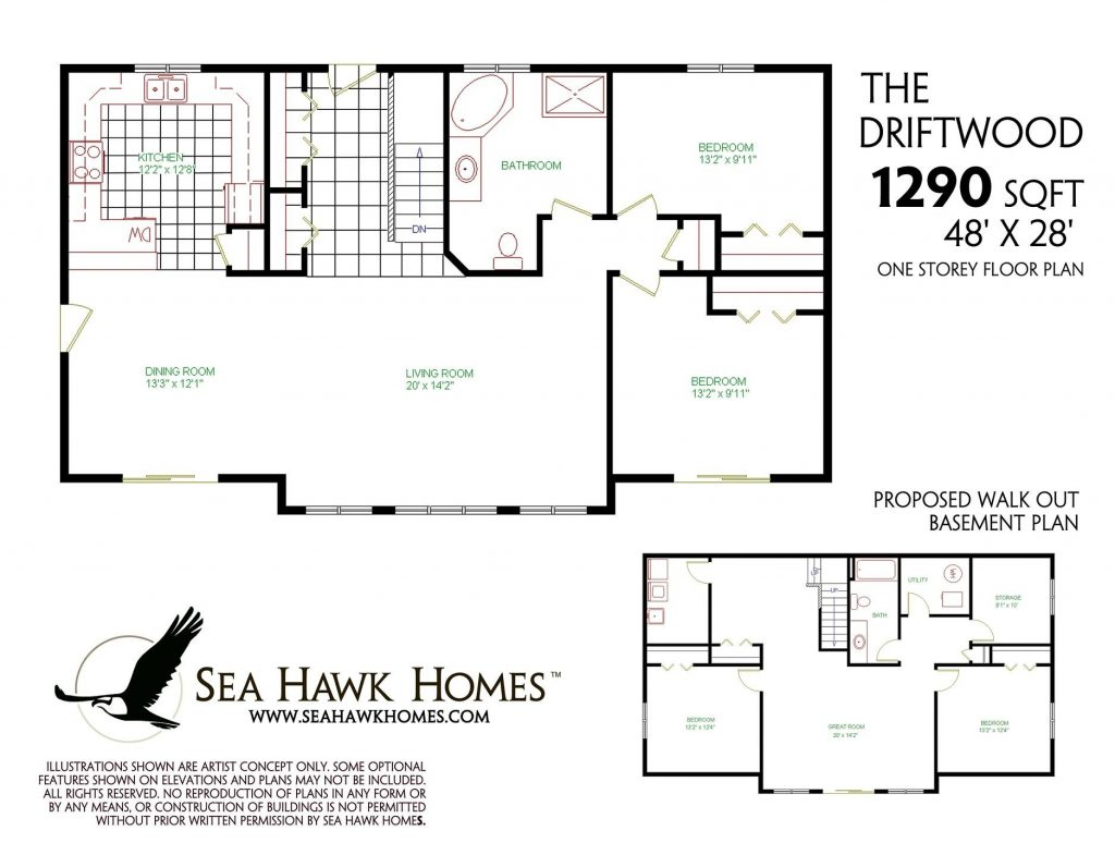 Basement Remodeling Floor Plans Beautiful One Story House Plans With Finished Basement
