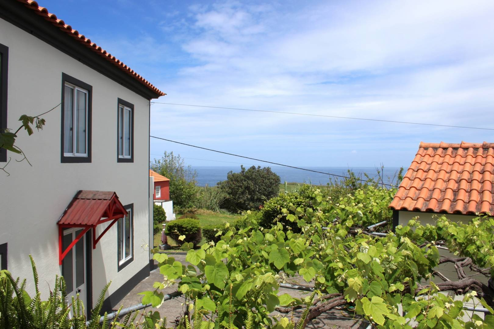 Https Www Azoresproperties Com Properties Guest House In A Quiet Area With Marvellous View And Garden On Faial Island
