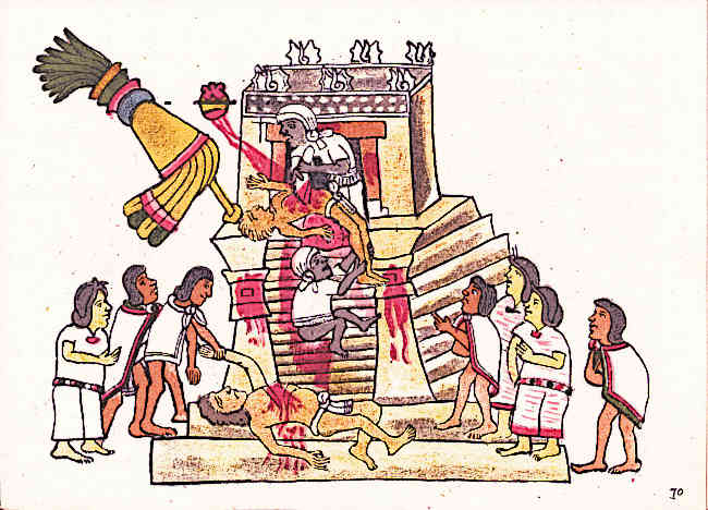 Aztec Books Aztec Codex Magliabechiano-