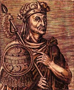 Aztec Kings Motzumel II