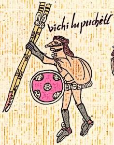 Huitzilopochtli-in-Human-Form