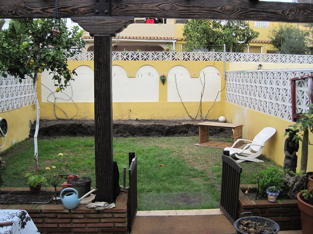 Ideas Para Decorar El Patio Decorar El Patio Pequeno Decorar Tu Casa Es Facilisimo