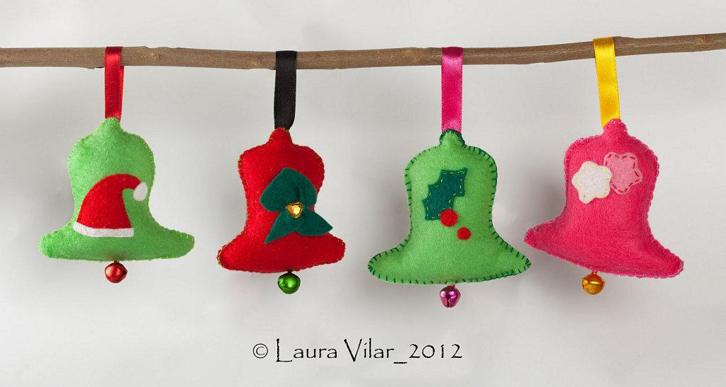 Bola navideña con papel de revista Navidad and Craft - manualidades para navidad