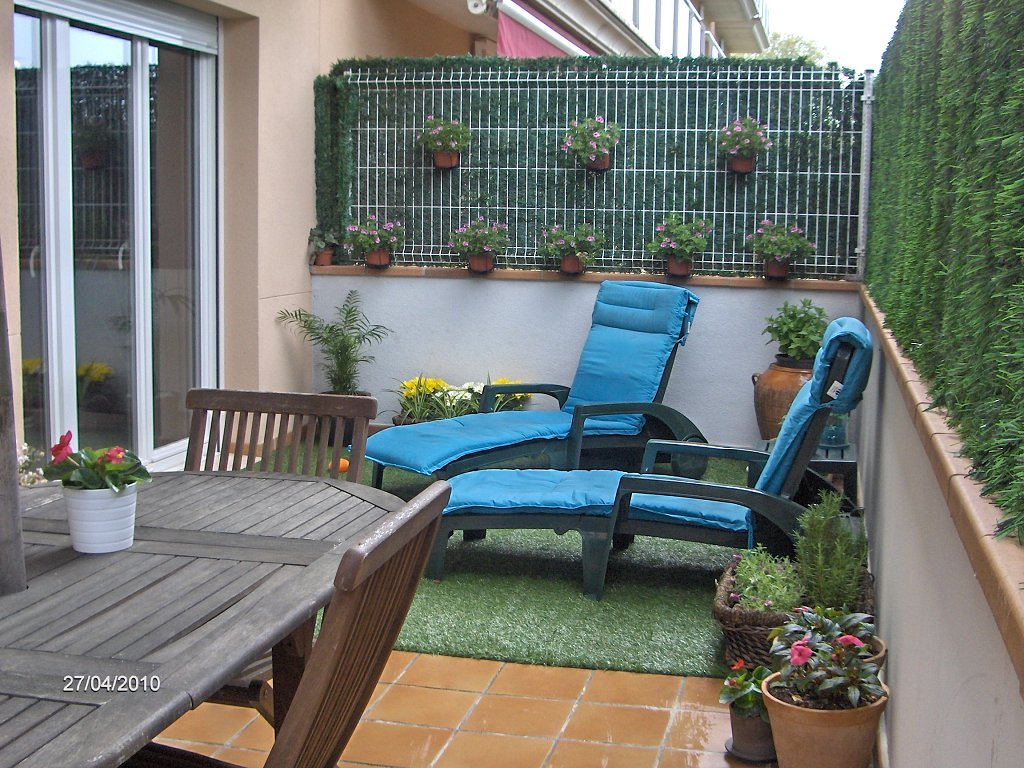 Ideas Para Decorar El Patio Comprar Ofertas Platos De Ducha Muebles Sofas Spain