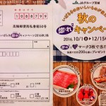【終了】2016/12/15JAグループ茨城 惚れ2キャンペーン