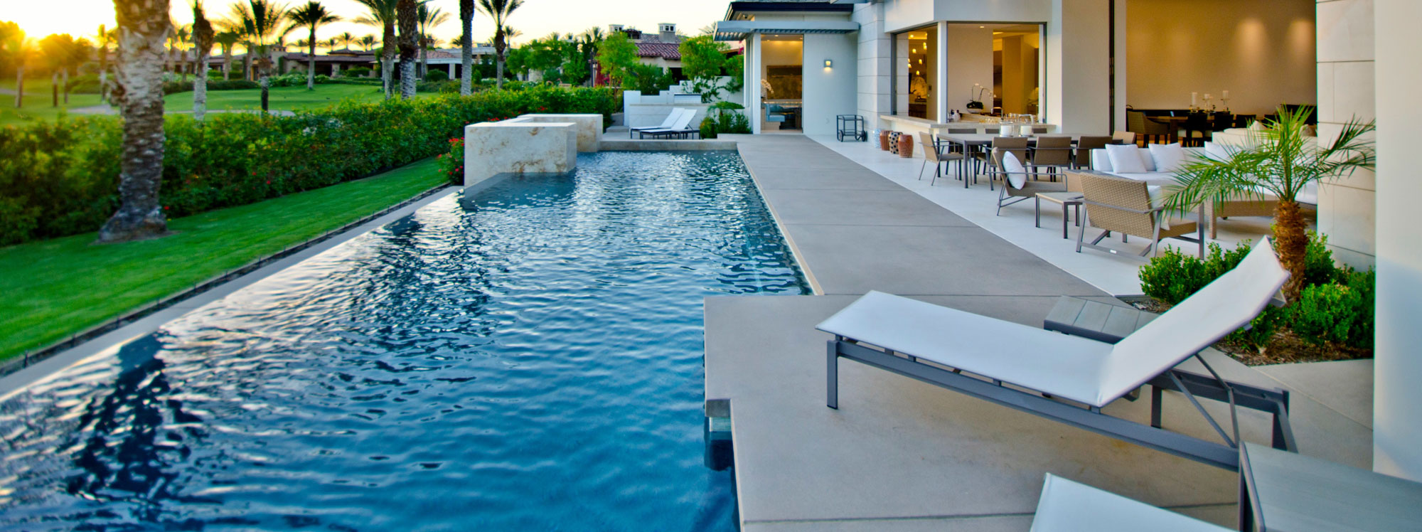 Jacuzzi Pool Ideas The Benefits Of Building A Backyard Pool Azure Pools