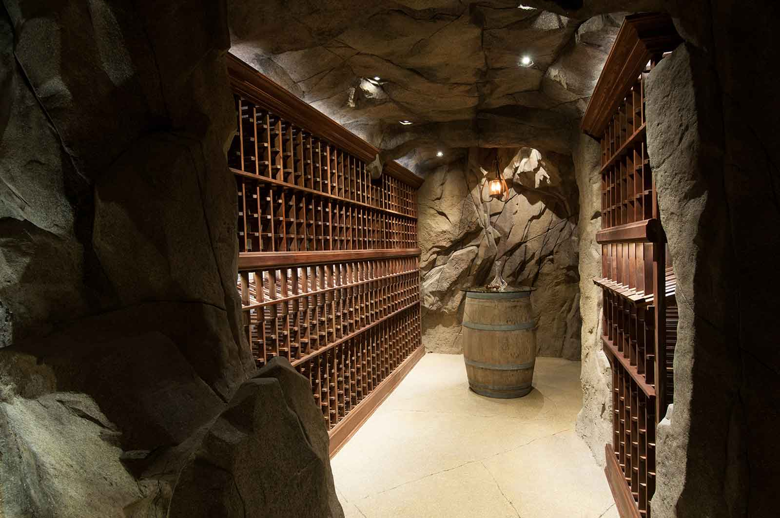 Outdoor Storage Wine Cellars | Azuro Concepts